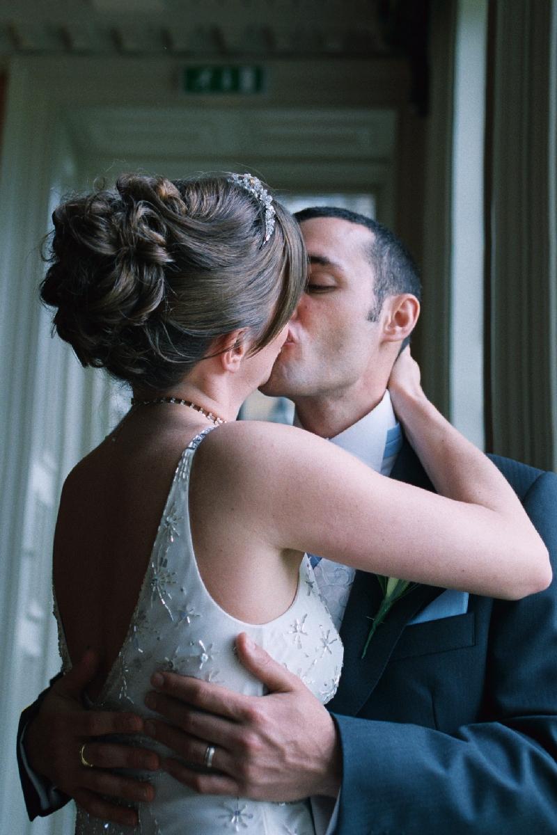 First Kiss .