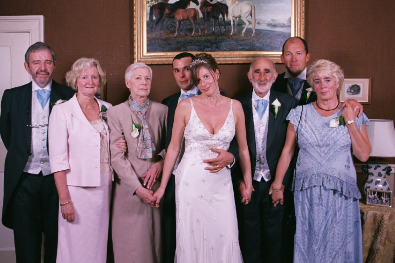The Brides Family .
